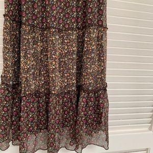 American Rag Dresses - 3 for $25 American rag smock floral peasant dress